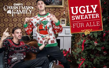 Ugly Sweater für alle