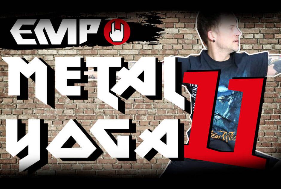 <b>Metal Yoga Folge 11 - Anleitung</b>