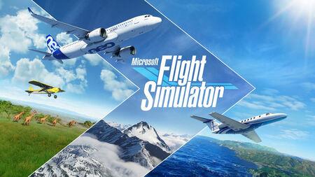 Microsoft Flight Simulator: 2 Millionen Piloten