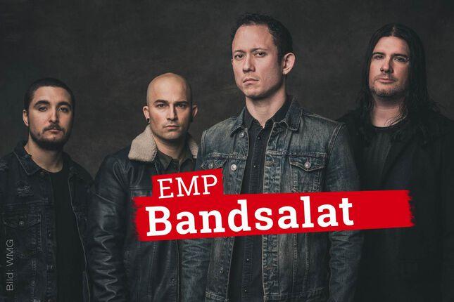 EMP Bandsalat mit TRIVIUM: Für Rache würde Paolo Gregoletto aus der Hölle zurückkehren!