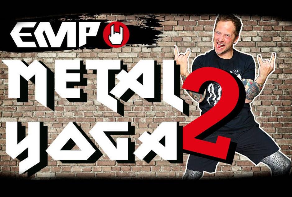 <b>Metal Yoga Folge 02 - Anleitung</b>