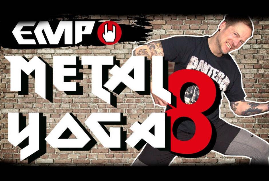 <b>Metal Yoga Folge 08 - Anleitung</b>