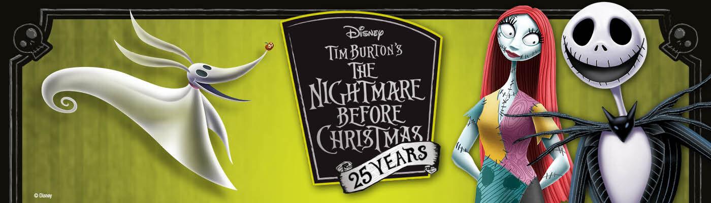 The Nightmare Before Christmas Fanartikel Emp Disney Shop