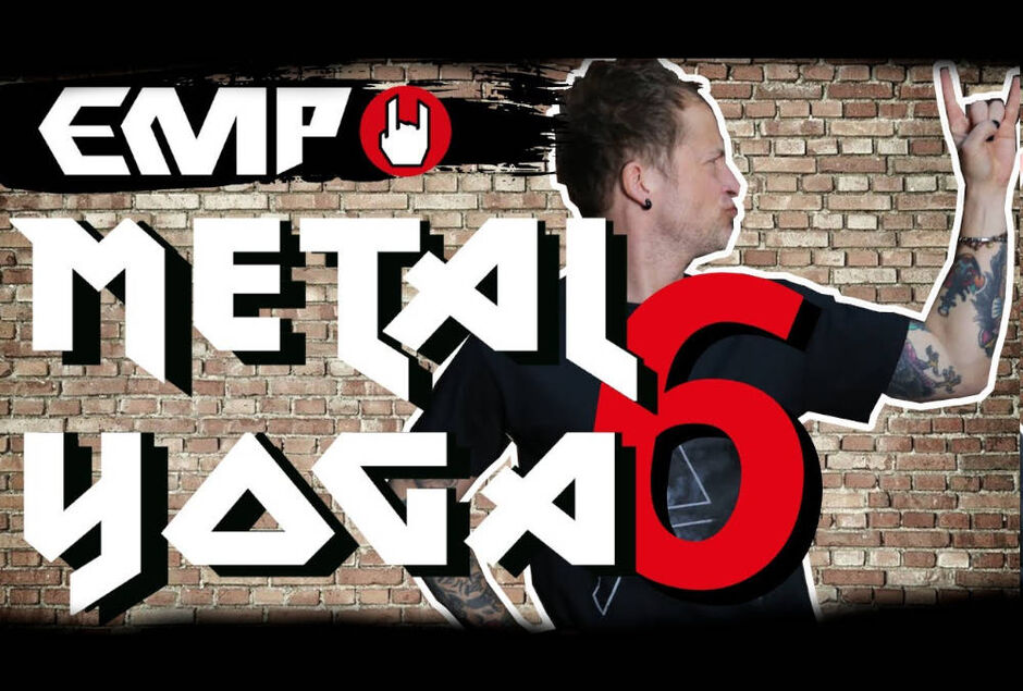 <b>Metal Yoga Folge 06 - Anleitung</b>