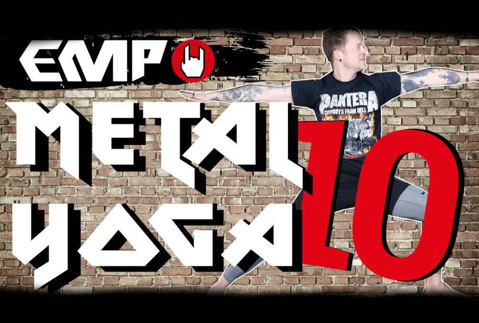 <b>Metal Yoga Folge 10 - Anleitung</b>