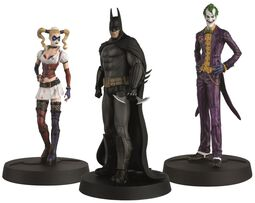 Batman Askham Asylum Hero Collection (3 Figuren)