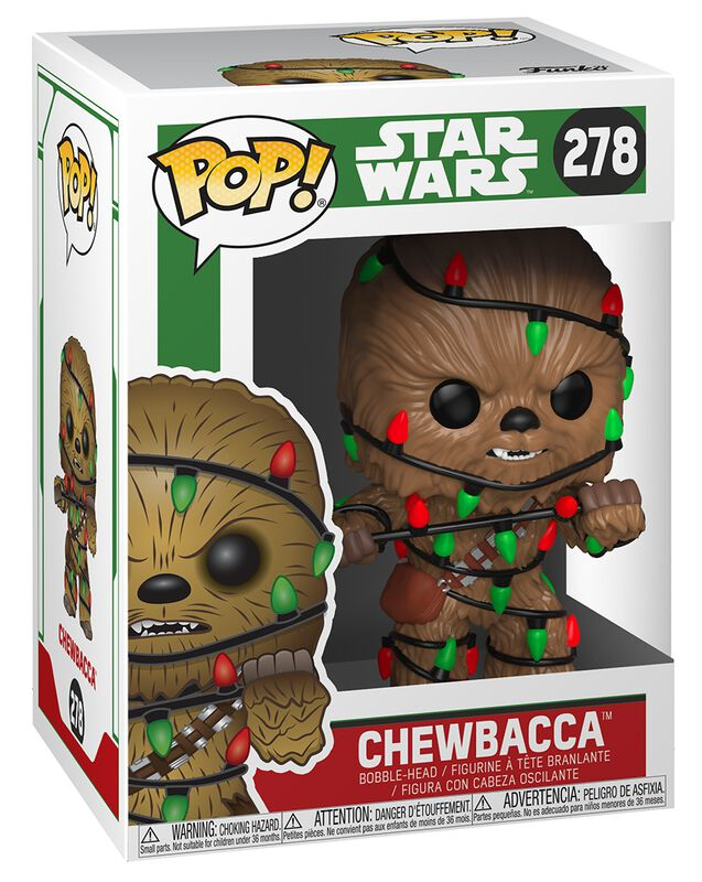 Holiday Chewbacca Vinyl Figure 278