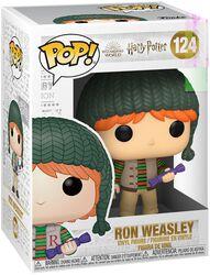 Ron Weasley (Holiday) Vinyl Figur 124