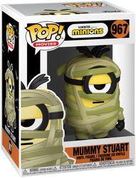 Mummy Stuart (Halloween) Vinyl Figur 967