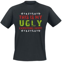 This Is My Ugly Christmas Shirt!