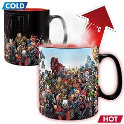 Heros - Tasse mit Thermoeffekt