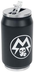 Metro 2033 Metro Exodus - Spartan Logo Trinkflasche in Dosenform