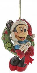 Minnie Weihnachtskugel