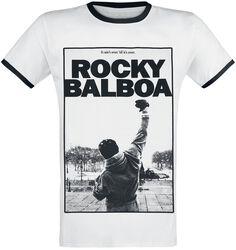 Rocky Balboa It Ain`t Over 'Til It`s Over.