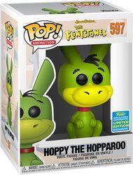 Familie Feuerstein SDCC 2019 - Hoppy the Hopparoo (Funko Shop Europe) Vinyl Figure 597