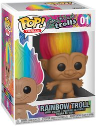 Rainbow Troll Vinyl Figur 01