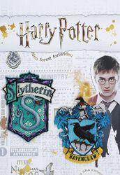 Slytherin und Ravenclaw