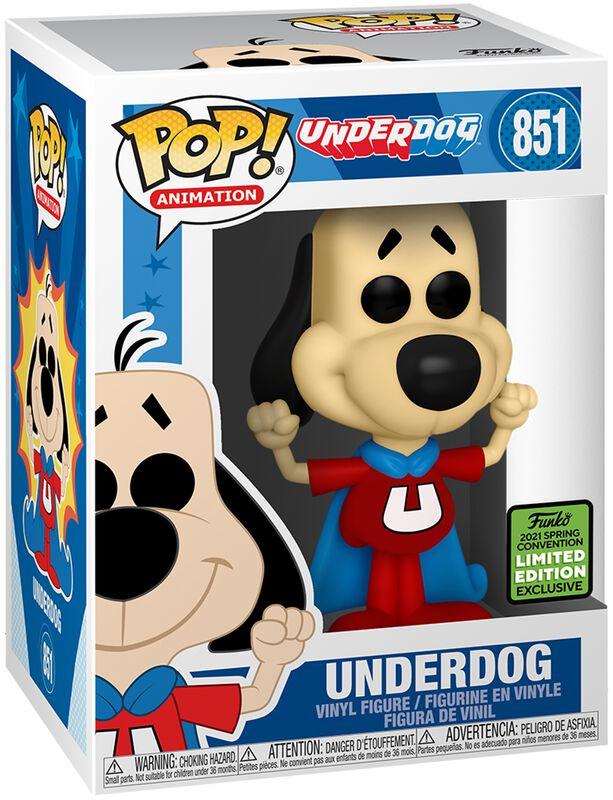 ECCC 2021- Underdog (Funko Shop Europe) Vinyl Figur 851