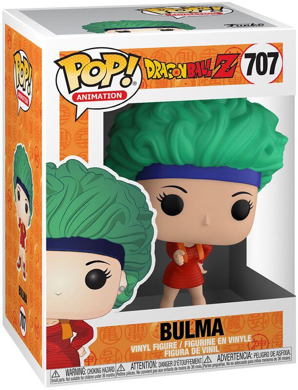 Z - Bulma Vinyl Figur 707