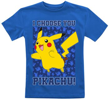 Pikachu - I Choose You