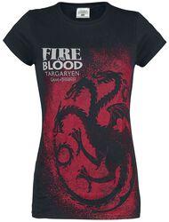 House Targaryen - Fire And Blood - Sigil