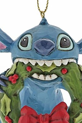 Stitch Weihnachtskugel