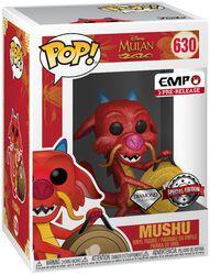 Mushu (Glitter) Vinyl Figur 630