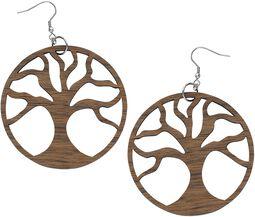 eydl Wood Jewelry Baum des Lebens