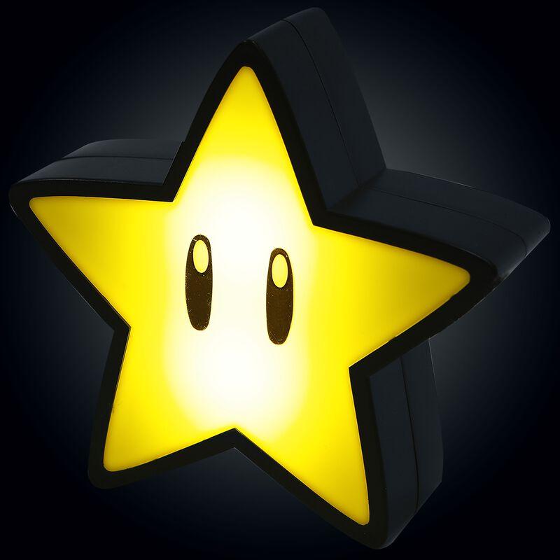 Super Star Lampe mit Sound