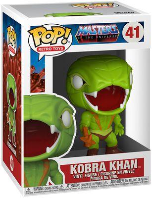 Kobra Khan Vinyl Figur 41