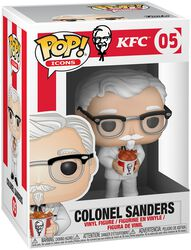 Kentucky Fried Chicken Colonel Sanders Vinyl Figure 05