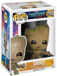 2 - Baby Groot Vinyl Figure 202