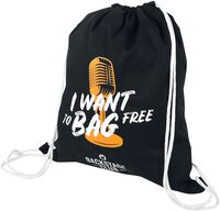 Gymsack - I want to Bag free