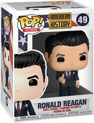 Icons - Ronald Reagan Vinyl Figur 49