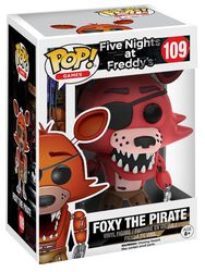 Foxy The Pirate Vinyl Figure 109