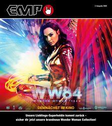 EMP Magazin Ausgabe Entertainment Unisex Schweiz 02 2020