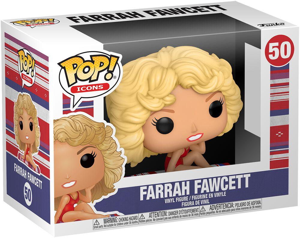 Farrah Fawcett Vinyl Figur 50