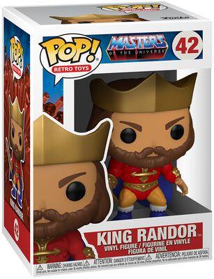 King Randor Vinyl Figur 42