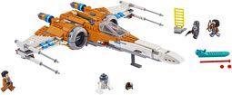 75273 - Poe Damerons X-Wing Starfighter