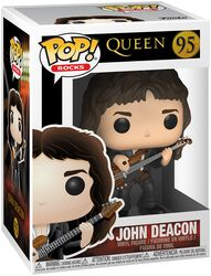 John Deacon Rocks Vinyl Figure 95