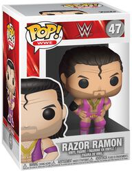 Razor Ramon (Chase Edition möglich) Vinyl Figure 47