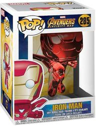 Infinity War - Iron Man (Red Chrome) Vinyl Figure 285