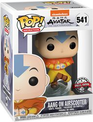 Aang On Airscooter (Chase Edition möglich) Vinyl Figur 541