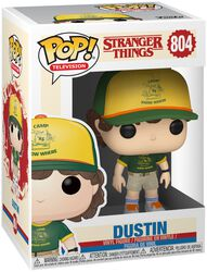 Season 3 - Dustin Vinyl Figure 804