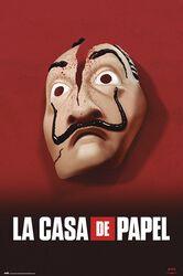 La Casa De Papel - Maske