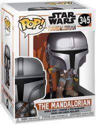 The Mandalorian - The Mandalorian Vinyl Figur 345