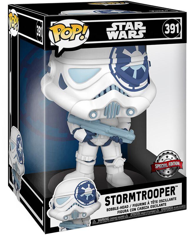 Stormtrooper (Art Series) (Jumbo Pop!) Vinyl Figur 391
