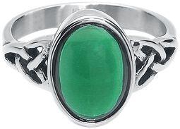 Grüner Kristall