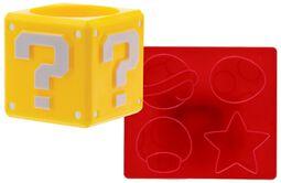 Question Block Egg Cup