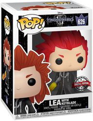 3 - Lea with Keyblade Vinyl Figure 626
